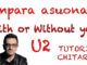 Come suonare With or Without you degli U2
