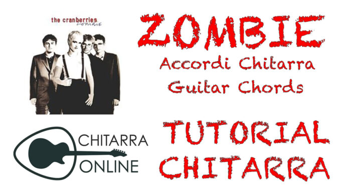 tutorial chitarra zombie
